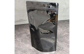 DOY-PACK ALOUMINIOUM BLACK BAGS